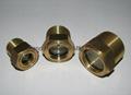 1寸NPT液壓機齒輪箱減速機泵用配件黃銅油鏡油窗 6