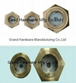 BSP G螺紋黃銅油鏡油窗油位計觀察視鏡可定製 6