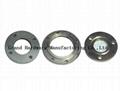 Threaded Oil sight glass for Refrigeration Oil Reservoir
