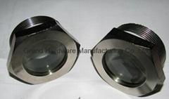 制冷壓縮橫油液燒結鋼視鏡電鍍鎳