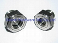 """2"""" NPT Stainless Steel 304 Oil Level Sight Glass sight plugs"""