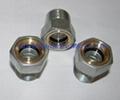 铁镀锌液油视镜油位观察镜减速机