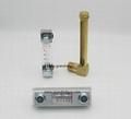 hydraulic oil level sight gauges