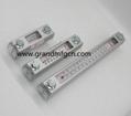 hydraulic oil level peep sight gauge