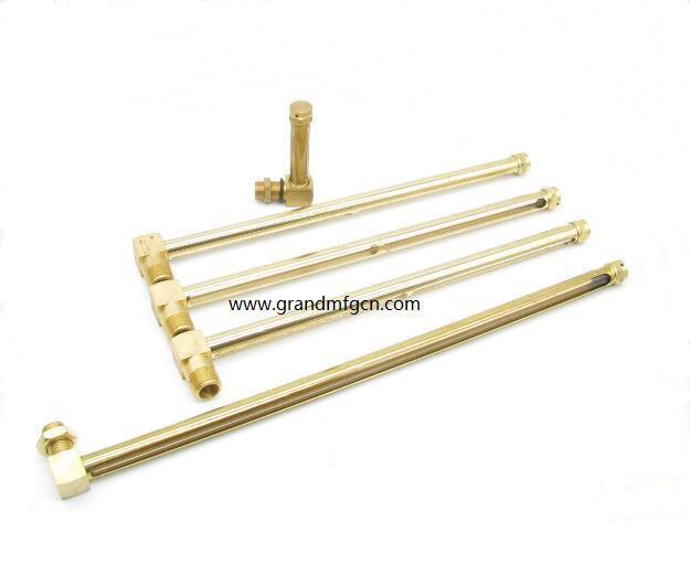 L形狀銅管油標油位器 1