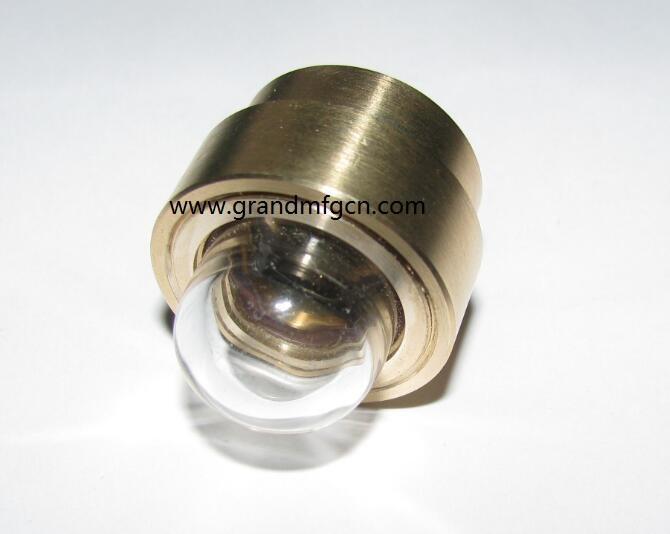 domed oil level sight glasses