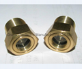 brass oil sight glass NPT 3/4 INCH