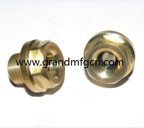 M10 oil level sight gauges
