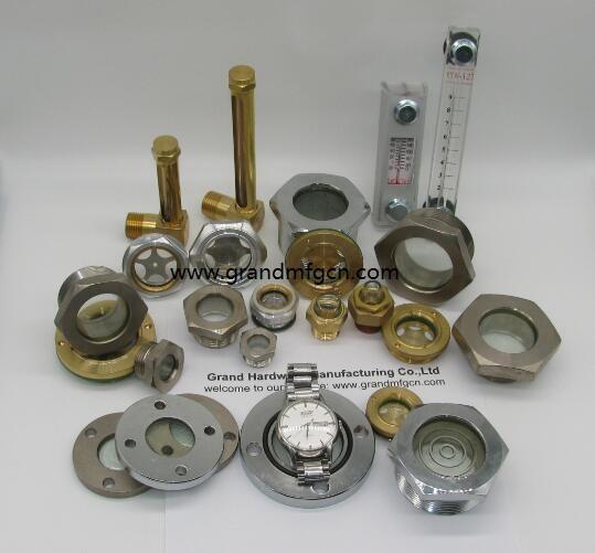 黄铜液油镜各式定制油镜减速机压缩机油镜油塞 16