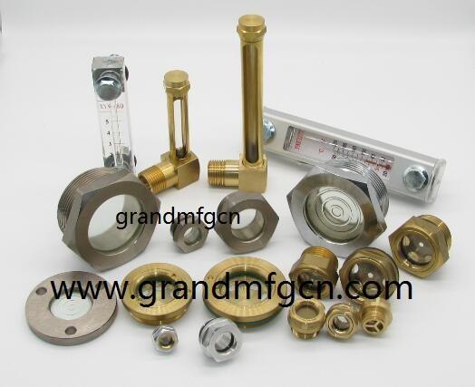 brass oil level indicators