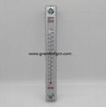hydraulic oil level gauge