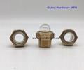 凸顶圆顶液油镜油位观察镜油位计油窗可定制 8