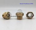 凸頂圓頂液油鏡油位觀察鏡油位計油窗可定製 10
