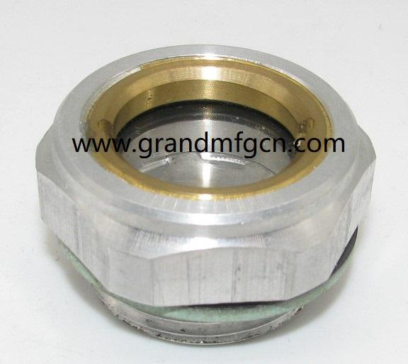 aluminum oil sight glass