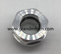 aluminum oil level sight glass