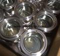 NPT螺纹不锈钢316液油视镜管道观察镜器皿观察镜 3