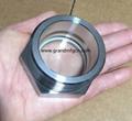 NPT螺纹不锈钢316液油视镜管道观察镜器皿观察镜 4
