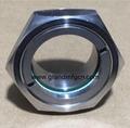 M36x1.5 不鏽鋼304液油鏡液位觀察鏡