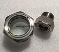 SS304 316 不锈钢反应器提取器视镜视液镜观察窗 5