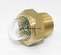 半球形玻璃油镜油窗油位计液位器可定制GM-HDM20 5