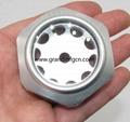 压缩机配件定制铝油镜不锈钢油镜黄铜油镜液位器油位器 6