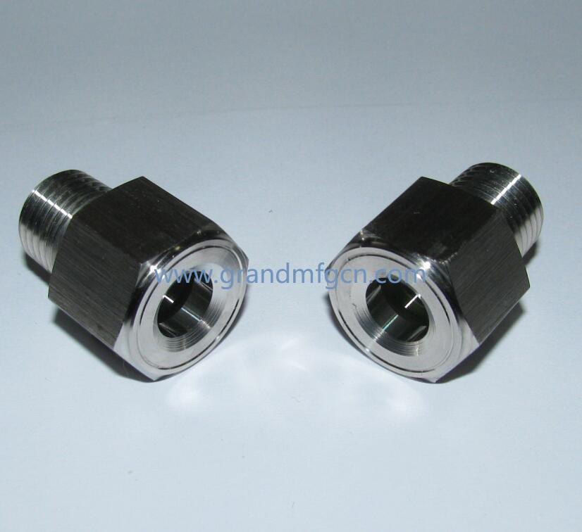 全不锈钢液油视镜NPT螺纹容器观察镜油位器 5