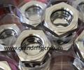 全不鏽鋼液油視鏡NPT螺紋容器觀察鏡油位器