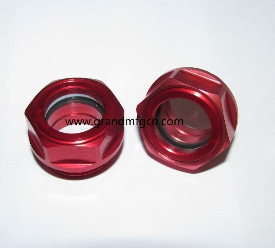 aluminum oil sight glasses