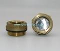 羅茨風機鋁油液位視鏡1/2英吋