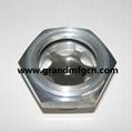 G1 1/4 鋁油窗油標
