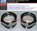 STAINLESS STEEL OIL SIGHT GLASS