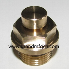 高品質洩氣閥呼吸閥通氣塞G1/2