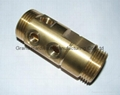 Precision Machined Brass Parts