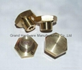 Brass Vent plugs