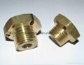 Brass Vent plugs  2