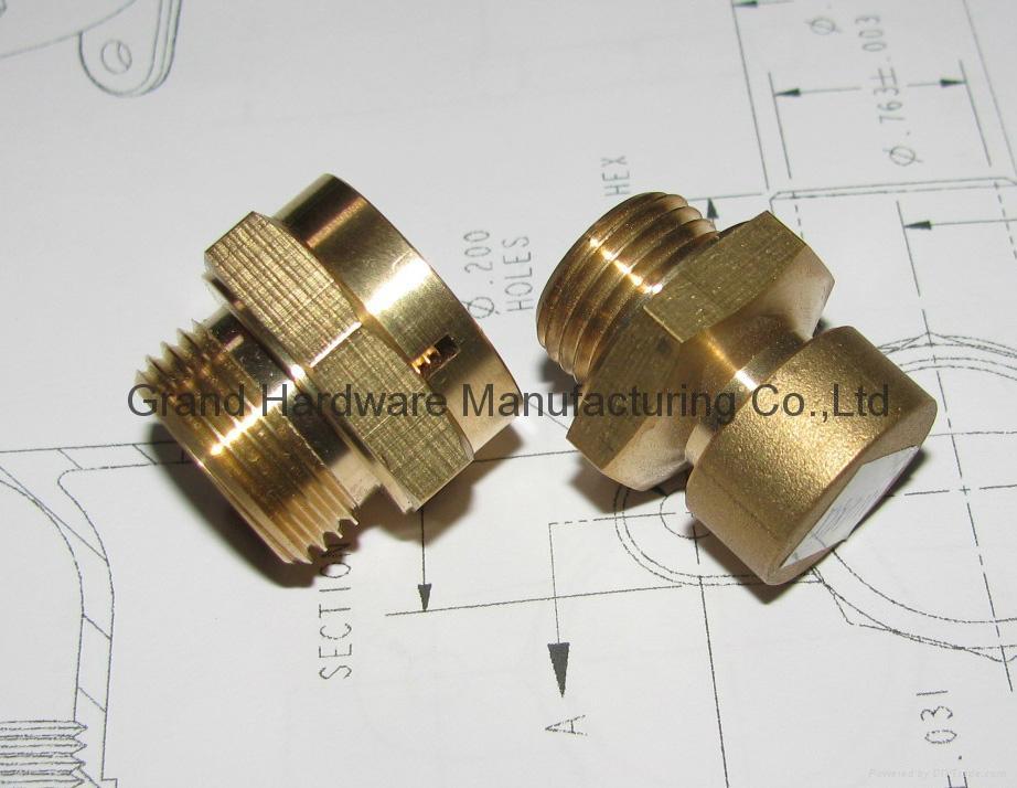 Brass Vent plugs  3