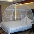 Folded mosquito nets 2