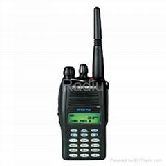 two ways radios GP-338plus walkie talkie