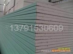 防潮紙面石膏板