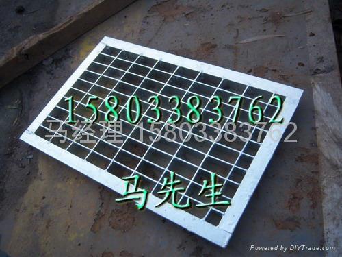 熱鍍浸鋅噴漆溝蓋板(井蓋) 2