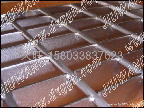 不鏽鋼格柵板 1