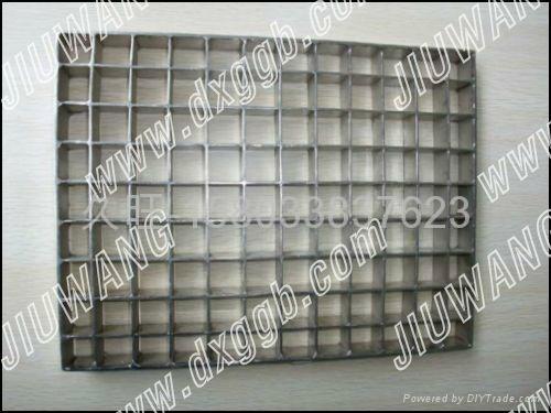 不鏽鋼格柵板 2
