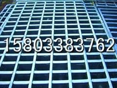 (安平鋼格板)鍍浸鋅噴漆格柵板