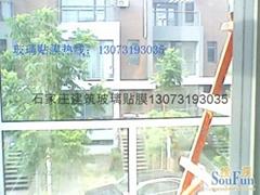 石家莊建築隔熱玻璃貼膜