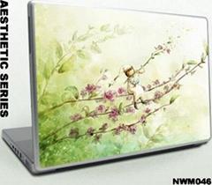 Notebook skin