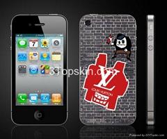 LV-iPhone 4 Skin