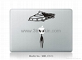 Macbook Vinyl Decal