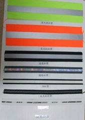 反光烫带,反光条织带
