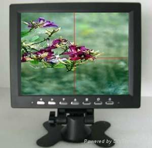 8-12寸工業視頻液晶顯示器  2