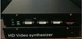 WD500系列高清视频合成器(